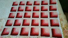 Ravelry: mamaamy1's Ombre Granny Squares