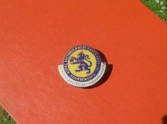 ROYAL VICTORIA & WEST HANTS HOSPITAL BOURNEMOUTH BADGE  BOXED