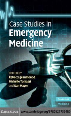 case-studies-inemergencymedicine by Hassan Abuzuiter via Slideshare