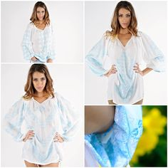 Special&Unique<3 #newcollection #romanianlabel #romanianblouse Kimono Top, Ruffle Blouse, Unique, Collection, Tops, Women, Fashion, Moda, Fashion Styles