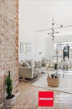 Te ofrecemos pisos que combinan con cualquier decoración de tu hogar. Solo acércate a cualquiera de nuestras tiendas #Prosein