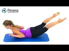 Bikini Body Pilates - 27 Minute Abs, Butt and Thighs Pilates Workout by FitnessBlender.com - YouTube Yay!  Love this one
