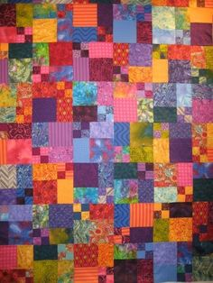 Quiltworks: July 2010