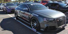 Rohana Wheel Audi RS 5 at SEMA 2013
