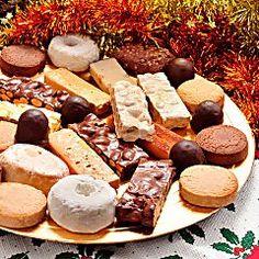 Les desserts typiques de Noël en Espagne