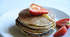 Pancakes bez mleka i jajek | Natchniona