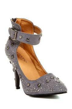 Super Cute Color.....Leuven Alexander Freya Heel by Pick Your Pair on @HauteLook