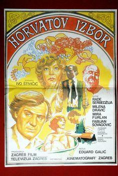 Horvat S Choice M Furlan Serbedzija Exyu Movie Poster Movie Posters Movies Free Movies Online