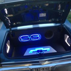 1969 chevelle trunk custom #finished#custom#caraudio#chevelle#chevelless#chevrolet#woodwork#sick#carpor#... | Webstagram