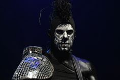 Music for the Halloween: Wes Borland' riffs