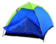 2 person Family Camping Tent Dome Backpacking Tents Blue Outdoor Hiking Gear New Camping 2, Best Tents For Camping, Backpacking Tent, Family Camping, Camping Hacks, Outdoor Camping, Camping Storage, Family Tent, Hiking Gear