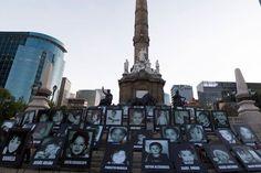 ABC: EXIGIMOS JUSTICIA a nuestros hijos muertos y lesionados, ya son ocho años de impunidad.