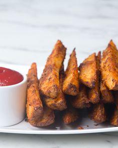 Potato Wedges | Veggie Wedges 4 Ways