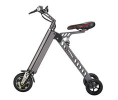 549.99$  Buy now - http://aliixr.worldwells.pw/go.php?t=32775814386 - Mini Folder Electric Bicycle Outdoor Smart Two Wheels Electric Scooter Folding Unicycle Push Bike Cycle 549.99$