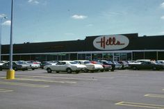 Hills Department Store. My dad use to take me to Hills every Sunday to pick out a toy. They had the best toy department.  We also bought a commodore 64 here