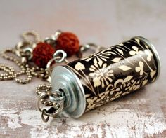 Recycled Wine Cork Jewelry Inspirations and Tutorial - The Beading Gem's Journal