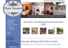 http://www.zickl.at Buschenschank - Weinbauer