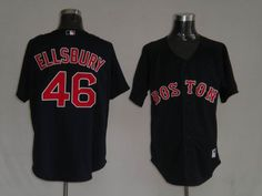 Jacoby Ellsbury Black Jerseys $18.99 This jersey belongs to Boston Red Sox  Color: white Size: M, L, XL, XXL, XXXL  The jersey is made of heavy fabric with nylon diamond weave mesh
