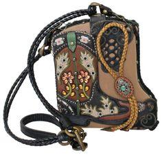 Western Convertible Clutch Handbag from Lafayette, California.  http://www.farmersmarketonline.com/bags.htm
