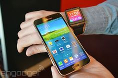 #Samsung #Galaxy #S5 preview: simpler in some ways, more 'glam' in others