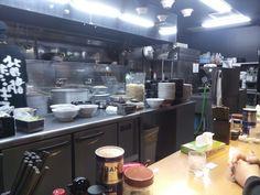 La salle dans la cuisine :)