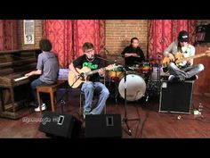 THE MOVEMENT - Across The Bridge - stripped down MoBoogie Loft Session
