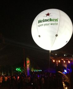 Bolivar beach bar Heineken party v. 2.0
