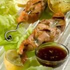Barbecued Salmon Kebabs @ allrecipes.co.uk