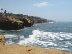 Sunset Cliffs, San Diego California
