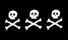 3ft x 2ft 100d Pirate Ship Jolly Roger Skull /& Crossbones One Eyed Jack Flag