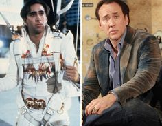 Men of the -- Nic Cage Celebrities Then And Now, Yearbooks, Stars Then And Now, Cage, Famous People, Celebrity, Celebs, Technology, Pictures