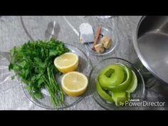 1 haftada 3 kilo yağ yaktıran Elma Detoksunu denedim (tarifi ile birlikte) - YouTube Ethnic Recipes, Desserts, Fitness, Youtube, Tailgate Desserts, Deserts, Postres, Dessert, Youtubers