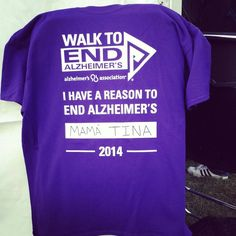 Just got my T-shirt..now I am fully equipped for this journey! Thank you God for this opportunity.  Ya tengo mi camiseta...ahora estoy totalmente equipado para este viaje! Gracias Dios por esta oportunidad.  http://act.alz.org/site/TR/Walk2014/DC-NationalCapitalArea?px=5248365&pg=personal&fr_id=4996   #alzheimers #disease  #helpothers  #help #blessed #blessings #washingtondc #themall #2014 #walk #excited ##happy #thankyou #thankful