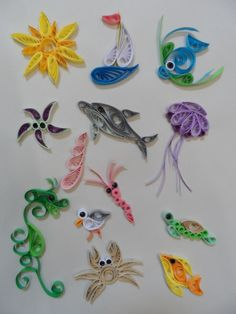Quilling Flower Designs, Paper Quilling Flowers, Paper Quilling Cards, Quilling Work, Diy Quilling Crafts, Origami And Quilling, Quilling Ideas, Diy Crafts, Quiling Paper Art