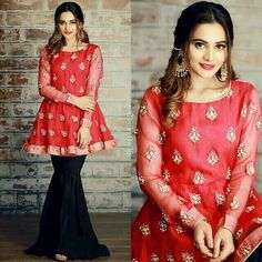 Pakistani Formal Dresses, Shadi Dresses, Pakistani Wedding Outfits, Pakistani Dress Design, Indian Dresses, Stylish Dress Designs, Stylish Dresses, Simple Dresses, Beautiful Dresses