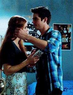 Stydia blue color