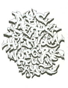 Street Alphabet Competition: vote for SAFE's entry! Graffiti Lettering Alphabet, Tattoo Lettering Fonts, Lettering Ideas, Graffiti Art, Typography, Letter Fonts, Letters, Graffiti Wallpaper, Graffiti Characters