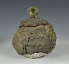 Lidded container.