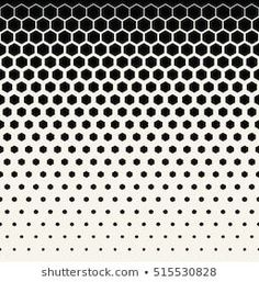 Abstract geometric black and white graphic halftone hexagon pattern – Tattoo Pattern Geometric Patterns, Geometric Pattern Tattoo, Geometric Tattoo Sleeve Designs, Hexagon Tattoo, Graphic Patterns, Abstract Pattern, Geometric Graphic, Tattoo Triangle, Motif Hexagonal