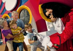 Grandparents often tell us that the best part of a Disney Cruise Line vacation is seeing their grandchildren's joy throughout the voyage. I recently shared the top five ways to spoil your grandkids on a Disney cruise – things you can do to make All Disney Parks, Disney Cruise Tips, Walt Disney World Vacations, Disney Facts, Cruise Vacation, Travel With Kids, Family Travel, Cruise Destinations, Disney World Tips And Tricks