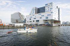 Galería de En Construcción: Hotel IJDock / Bakers Architecten - 1