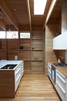 pirate bay house | kitchen ~ o'connor and houle architecture