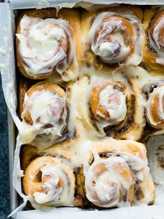 Best Breakfast Casserole, Make Ahead Breakfast, Breakfast Cake, Cinammon Rolls, Best Cinnamon Rolls, Brunch Recipes, Breakfast Recipes, Brunch Ideas, Christmas Breakfast