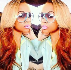 Lord I want this exact weave, color and all !