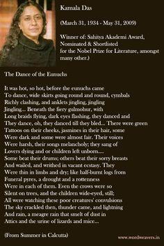 Post Colonial Feminist Reading of Kamala Das Poetry