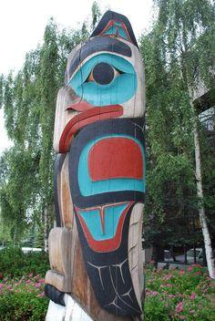 Haida Eagle Boy