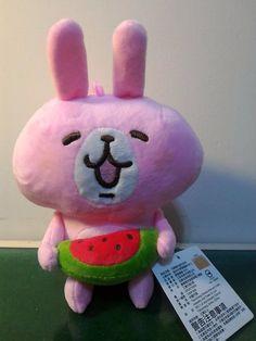 [Xiao Wang value of the sale] new kanahei Kanahera rabbit cute all things doll doll watermelon lovely