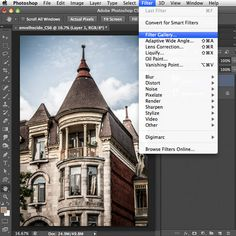 Efeito envelhecido no Photoshop CS6 - PhotoPro Cursos Online
