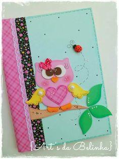 Cuaderno lechuza