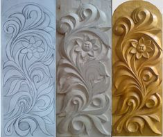 wood carving by ~polusar